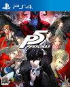 ペルソナ5 通常版 【中古】 PS4 ソフト PLJM-80169 / 中古 ゲーム