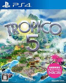 【中古】トロピコ5 PS4 PLJM-80041/ 中古 ゲーム