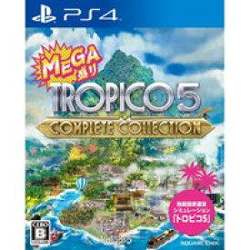 【中古】MEGA盛り トロピコ5 コンプリートコレクション PS4 PLJM-16077/ 中古 ゲーム