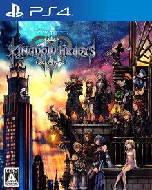 【中古】キングダムハーツ3 (KINGDOM HEARTS3) PS4 PLJM-16164/ 中古 ゲーム