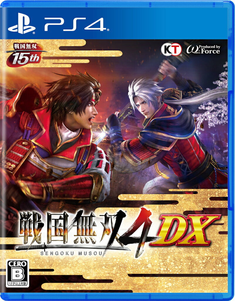 【中古】戦国無双4 DX PS4 PLJM-16383/ 中古 ゲーム