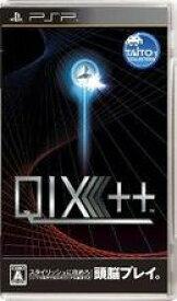 【中古】QIX++ (クイックス プラスプラス) PSP ULJM-05617/ 中古 ゲーム