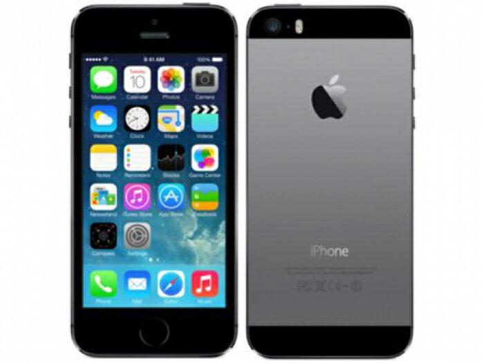 【中古】【白ロム】【SoftBank】iPhone5S 64GB 【〇判定】