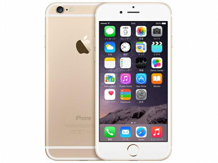 【中古】【白ロム】【SoftBank】iPhone6 128GB【〇判定】