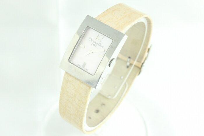 【中古】Christian Dior レディース 腕時計