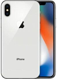 【中古】【白ロム】【docomo】iPhone X 64GB SIMフリー【〇判定】
