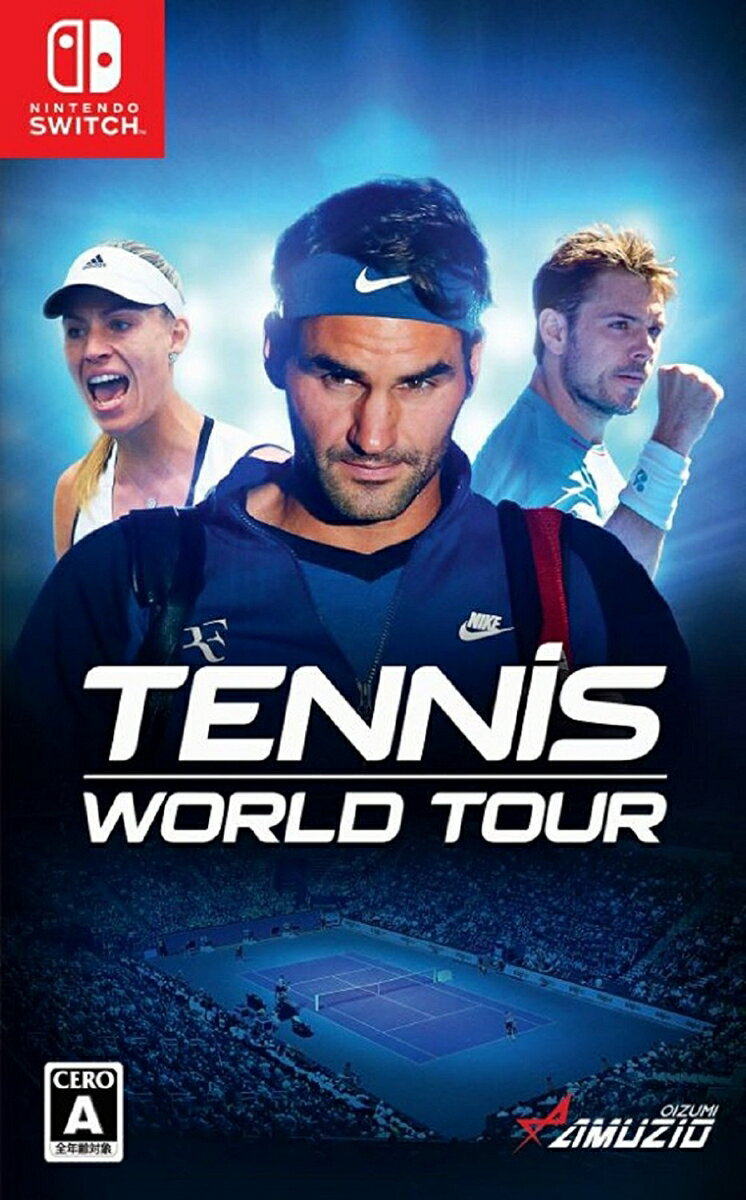 【中古】テニス ワールドツアー Nintendo Switch HAC-P-APEKB/ 中古 ゲーム