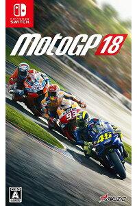 【中古】MotoGP 18 Nintendo Switch HAC-P-AJJ8B/ 中古 ゲーム
