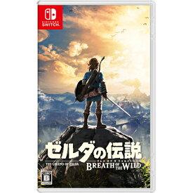【中古】ゼルダの伝説 ブレス オブ ザ ワイルド Nintendo Switch ニンテンドースイッチ HAC-P-AAAAA/ 中古 ゲーム