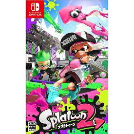 【新品】 スプラトゥーン2 Nintendo Switch HAC-P-AAB6A / 新品 ゲーム