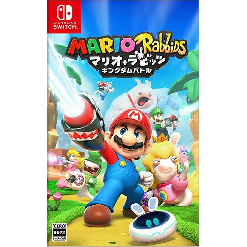 【中古】 マリオ+ラビッツ キングダムバトル Nintendo Switch HAC-P-AC2GA / 中古 ゲーム