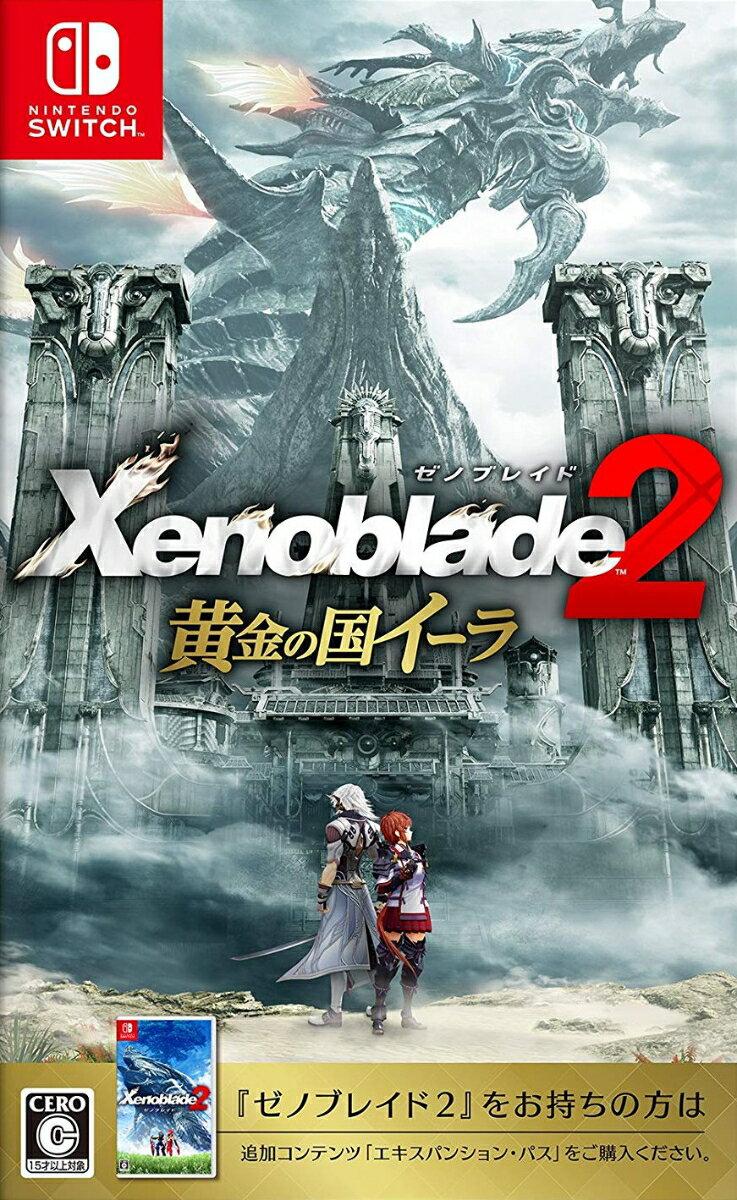 【中古】 ゼノブレイド2 黄金の国イーラ Nintendo Switch HAC-P-ANVZA / 中古 ゲーム