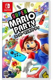 【中古】スーパー マリオパーティ Nintendo Switch ニンテンドースイッチ HAC-P-ADFJA/ 中古 ゲーム