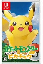 【中古】ポケットモンスター Let's Go! ピカチュウ Nintendo Switch ニンテンドースイッチ HAC-P-ADW2A/ 中古 ゲーム