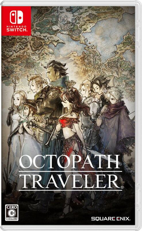 【中古】 OCTOPATH TRAVELER(オクトパス トラベラー) Nintendo Switch HAC-P-AGY7AJA / 中古 ゲーム