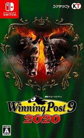 【中古】Winning Post 9 2020(ウイニングポスト9 2020) Nintendo Switch ニンテンドースイッチ ソフト HAC-P-AWCEA / 中古 ゲーム