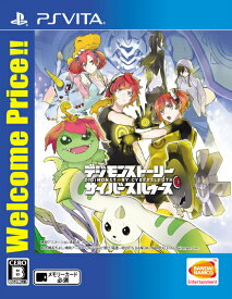 【中古】デジモンストーリー サイバースルゥース 『廉価版』 PSVita VLJS-00146/ 中古 ゲーム