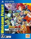 【新品】 ドラゴンボールZ BATTLE OF Z Welcome Price!! PSVITA VLJS-00149 / 新品 ゲーム