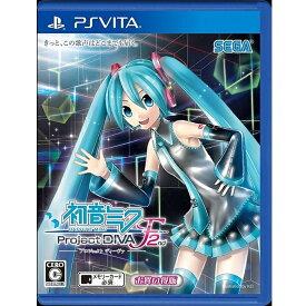 【中古】初音ミク Project DIVA F 2nd 『廉価版』 PSVita VLJM-35416/ 中古 ゲーム