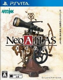 【中古】Neo ATLAS 1469 PSVita VLJM-30203/ 中古 ゲーム