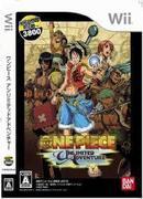 【中古】 ワンピース ONE PIECE アンリミテッドアドベンチャー 『廉価版』 Wii RVL-P-RIPJ / 中古 ゲーム