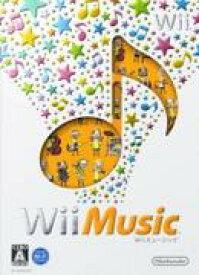 【中古】Wii Music ウィーミュージック Wii RVl-P-R64J/ 中古 ゲーム