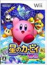 星のカービィ 【中古】 Wii ソフト RVL-P-SUKJ / 中古 ゲーム