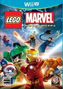 【中古】LEGO マーベル スーパー・ヒーローズ ザ・ゲーム WiiU WUP-P-ALMJ / 中古 ゲーム