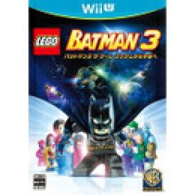 【中古】LEGO バットマン3 ザ ゲーム ゴッサムから宇宙へ WiiU WUP-P-BTMJ/ 中古 ゲーム