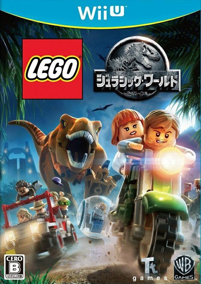 【中古】LEGO ジュラシックワールド WiiU WUP-P-ALJJ / 中古 ゲーム