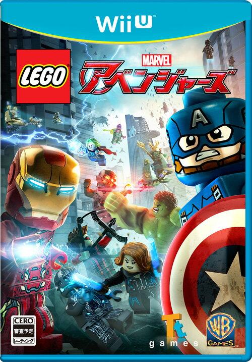 【中古】LEGO マーベル アベンジャーズ WiiU WUP-P-ALRJ / 中古 ゲーム