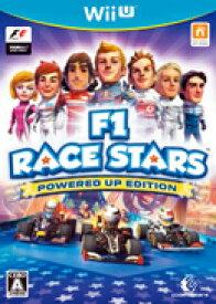 【中古】F1レーススターズ POWERED UP EDITION WiiU WUP-P-AF9J/ 中古 ゲーム