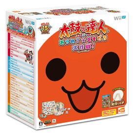 【中古】太鼓の達人 あつめて★ともだち大作戦同梱版 WiiU BNEI-00045/ 中古 ゲーム