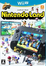 【中古】ニンテンドーランド Nintendo Land WiiU WUP-P-ALCJ/ 中古 ゲーム