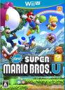 【中古】New スーパーマリオブラザーズU WiiU WUP-P-ARPJ/ 中古 ゲーム