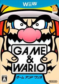 【中古】ゲーム&ワリオ WiiU WUP-P-ASAJ/ 中古 ゲーム