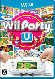 【中古】Wii Party U WiiU WUP-P-ANXJ/ 中古 ゲーム