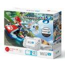 【中古】 WiiU 本体 マリオカート8セット Shiro WUP-S-WAGH / 中古 ゲーム