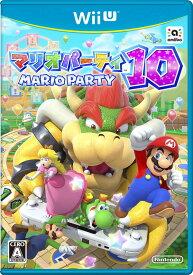 【中古】マリオパーティー10 WiiU WUP-P-ABAJ/ 中古 ゲーム