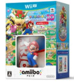 【中古】マリオパーティー10 amiiboセット WiiU WUP-R-ABAJ/ 中古 ゲーム