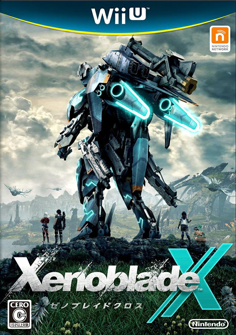 ゼノブレイドX 【新品】 WiiU ソフト WUP-P-AX5J / 新品 ゲーム