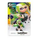 amiibo ガール ライムグリーン (スプラトゥーンシリーズ) 【Wii U】【周辺機器】【新品】【新品ゲーム】