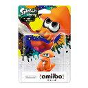 amiibo イカ オレンジ (スプラトゥーンシリーズ) 【Wii U】【周辺機器】【新品】【新品ゲーム】