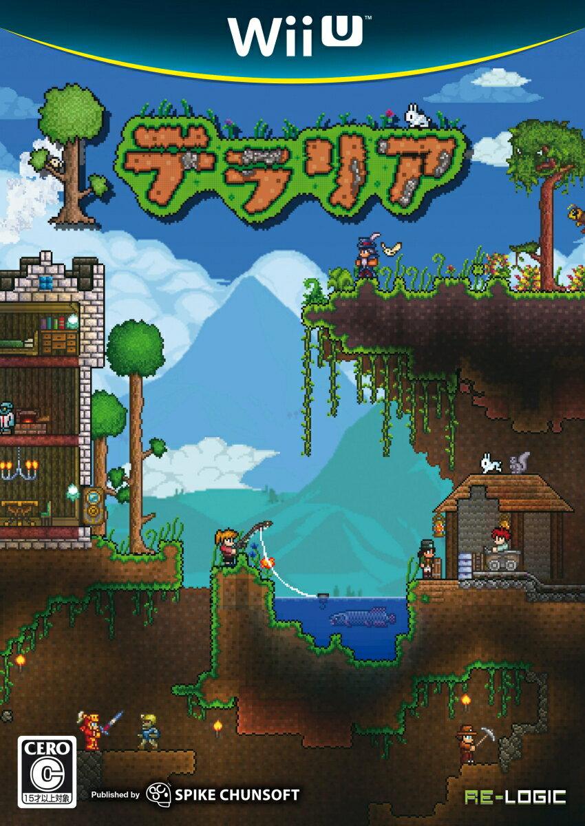 テラリア 【新品】 WiiU ソフト WUP-P-BTXJ / 新品 ゲーム