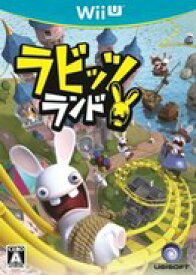 【中古】ラビッツランド WiiU WUP-P-ARBJ/ 中古 ゲーム
