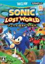 ソニック ロストワールド 【中古】 WiiU ソフト WUP-P-ASNJ / 中古 ゲーム