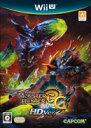 モンスターハンター3G HD 【中古】 WiiU ソフト WUP-P-AHDJ / 中古 ゲーム