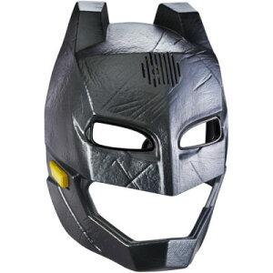マテル コスプレ バットマンvsスーパーマン ジャスティスの誕生 アーマード・バットマンボイスチェンジャー 全長約28センチ プラスチック製 なりきりマスク