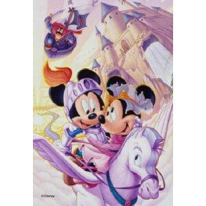 ジグソーパズルプチ 204ピース ディズニー ラブリーナイト 98-486