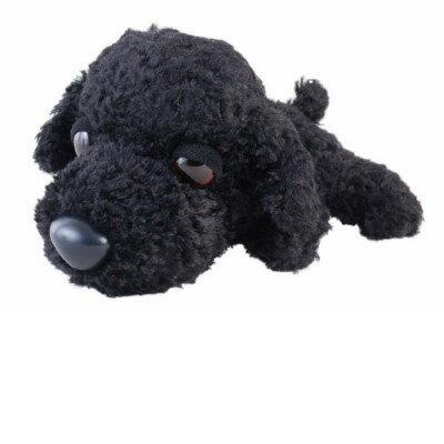 THE DOG ぬいぐるみ S プードル ブラック